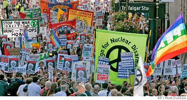 Britprotest
